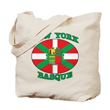 New York Basque Tote Bag