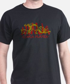 Dragon Ninja Conga Player T-Shirt