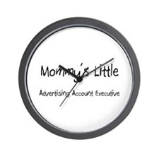 Mommy's Little Advertising Account Executive Wall