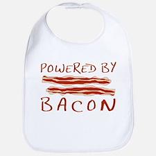 Powered By Bacon Bib