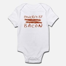 Powered By Bacon Onesie
