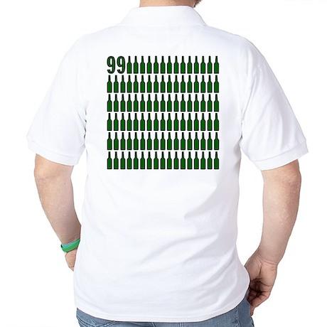 99 Bottles of Beer Golf Shirt