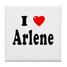 ARLENE Tile Coaster