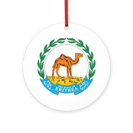 ERITREA Ornament (Round)