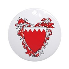 BAHRAIN Ornament (Round)