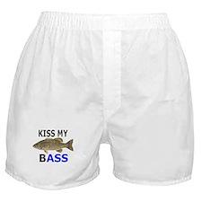 Cute Kiss my bass Boxer Shorts