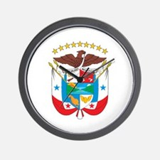 PANAMA Wall Clock