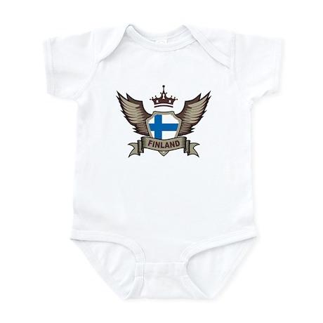 Finland Emblem Infant Bodysuit