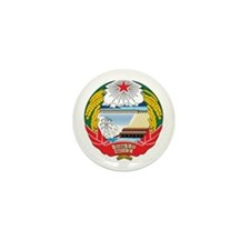 NORTH KOREA Mini Button (10 pack)