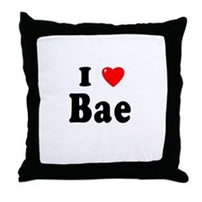 BAE Throw Pillow