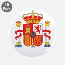 SPAIN 3.5 Button (10 pack)