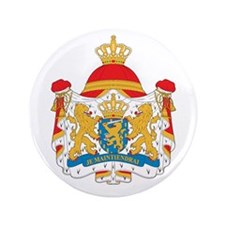 NETHERLANDS 3.5 Button (100 pack)