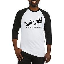 skydiving Baseball Jersey