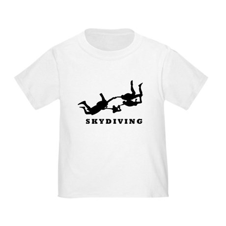 skydiving Toddler T-Shirt