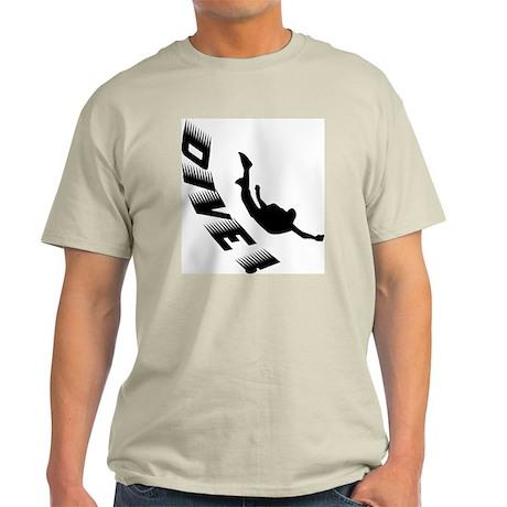 DIVE! Ash Grey T-Shirt
