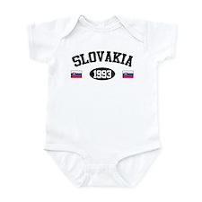 Slovakia 1993 Infant Bodysuit