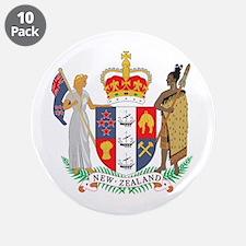 NEWZEALAND 3.5 Button (10 pack)