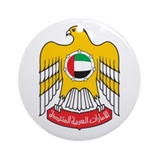 UAE Ornament (Round)