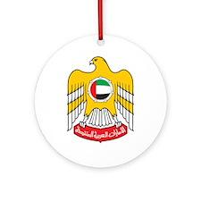 UAE Ornament (Round)