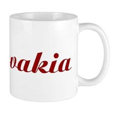 Classic Slovakia (Red) Mug