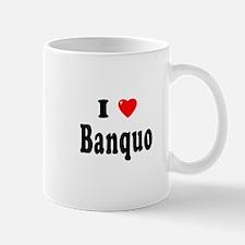 BANQUO Mug