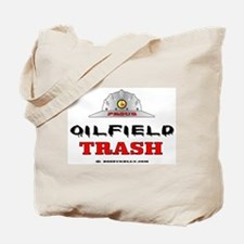 Oilfield Trash Tote Bag