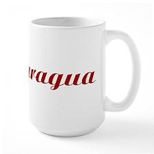 Classic Nicaragua (Red) Mug