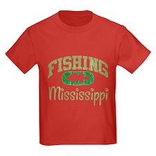 FISHING MISSISSIPPI T