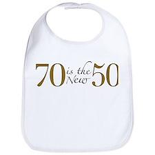 70 is the new 50 Bib