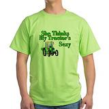 Tractor Green T-Shirt