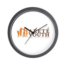 Arete Youth Foundation Wall Clock
