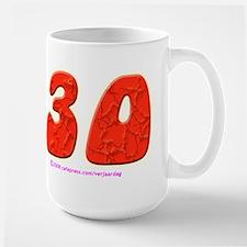 Verjaardag - 30 - Mug