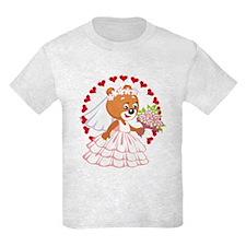 Teddy Bear Bride T-Shirt