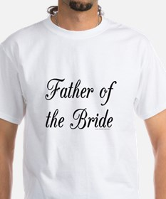 """""""Father of the Bride"""" Shirt"""