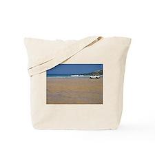 The Beach, Fistral Bay Tote Bag