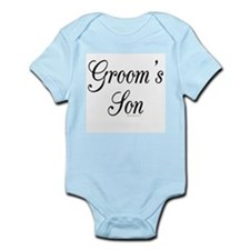 """Grooms Son"" Infant Creeper"