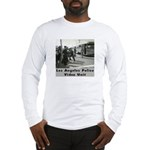 L.A. Police Video Unit Long Sleeve T-Shirt