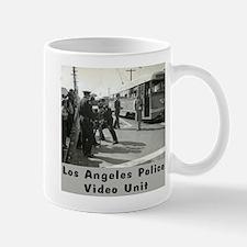 L.A. Police Video Unit Mug