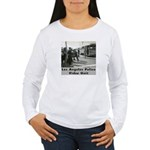 L.A. Police Video Unit Women's Long Sleeve T-Shirt
