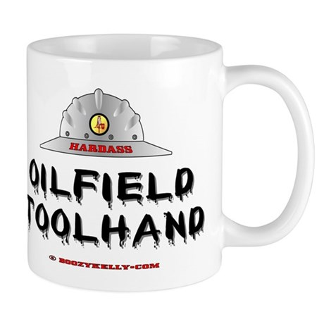 Oilfield Toolhand Mug