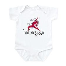 Hatha Yoga Infant Bodysuit