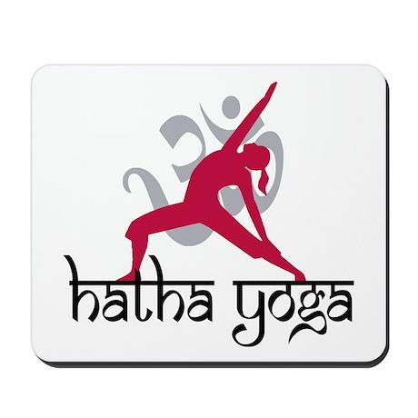 Hatha Yoga Mousepad