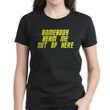 Beam Me Out DARK T-Shirt