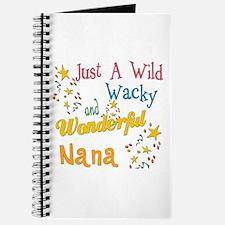 Wild Wacky Nana Journal