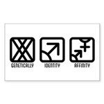 FemaleMale to Both Rectangle Sticker 10 pk)