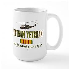 Proud Vietnam Veteran Mug