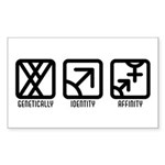 MaleMale to Both Rectangle Sticker 50 pk)