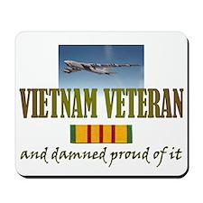 Proud Vietnam Vet USAF Mousepad