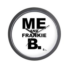 Me and Frankie B. Wall Clock