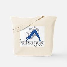 Hatha Yoga Tote Bag